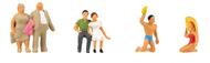 Personnages miniatures : Couples d'amoureux 1:160, N - Faller 155364