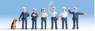 Noch 36091 - Agents de police 1:160