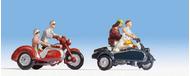 Noch 36905 - Motocyclistes, 1:160 - N