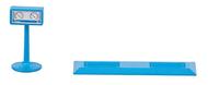 Accessoire minature : Banc d'essai de freins - 1:87 HO - Faller 180984 - diorama.fr