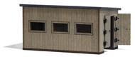 Hangar miniature 1:87 - HO - Busch 12380