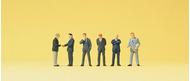Preiser 74010 - Hommes d'affaires miniatures
