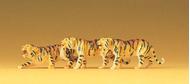 Preiser 20380 - 3 Tigres miniatures 1:87
