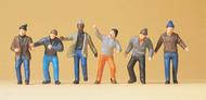 Preiser 68211 - Ouvriers miniatures 1:50
