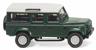 Voiture miniature : Land Rover Defender 110 - 1:87 - Wiking 010202