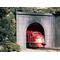 1 entrée de tunnel en béton 1 voie au 1:87 - Woodland Scenics C1252