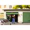 Bâtiment miniature : Double garage - 1:87 H0 - Auhagen 11456