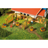 Éléments d'aménagement de jardin - 1:87 H0 - Faller 180554
