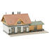 Maquette Petite gare de Blumenfeld - 1:87 H0 - Faller 110097