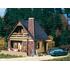 Maquette de maison miniature à construire Katrin 1:87 - Auhagen 11377
