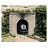 1 entrée de tunnel en pierre de taille 1 voie au 1:87- Woodland Scenics C1253
