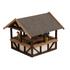 Décor miniature : Stand de vin chaud - 1:160 N - Noch 14683