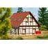 Bâtiment miniature : Maison individuelle - 1:87 H0 - Auhagen 11455