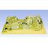Noch 80100 - Plateau Silvretta HO 1:87 - Terrain de 220 x 140 cm et environs 52 cm de hauteur