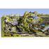 Noch 80120 - Extension gauche  de Plateau 100 x 140 cm, 26 cm de hauteur