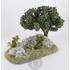 FR 28054 - Décor crèche olivier 10 x 15 cm