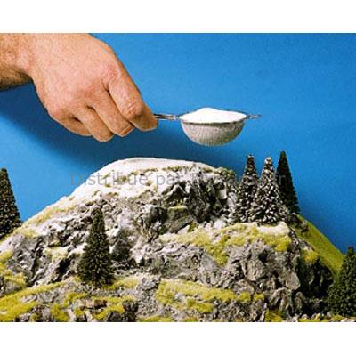 Noch 8750 - Neige poudreuse pour décors miniatures