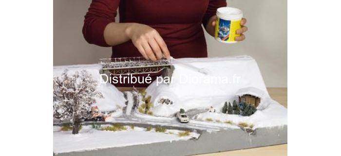 Décors miniatures - Pâte à neige pour décors miniatures - Noch 8752