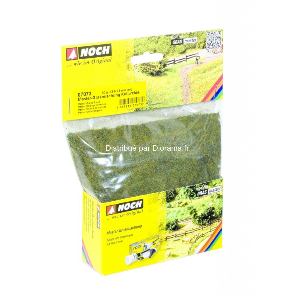 Noch 7072 - Herbe pour Grasmaster 50g