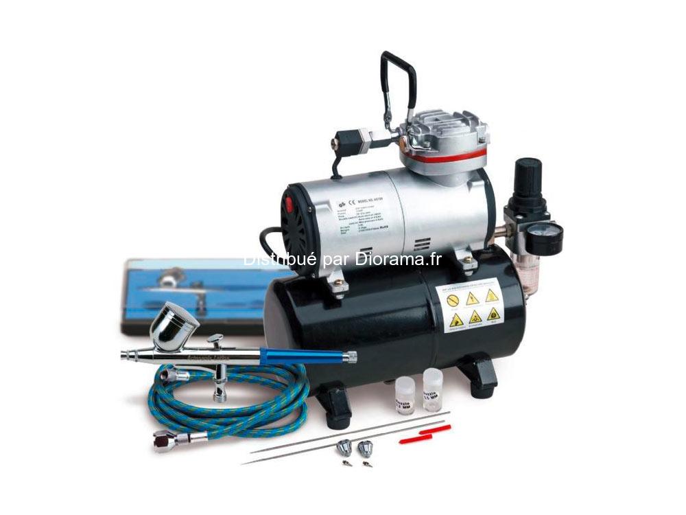 Coffret d'outils d'aérographe expert - Artesania 27099H