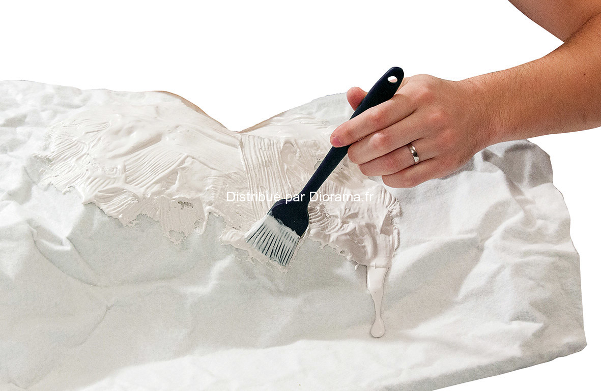 Outils modélisme - Plâtre à sculpter 1810 g - 96106