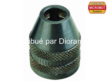 Mandrin 3 mâchoires en acier - PROXXON-28941