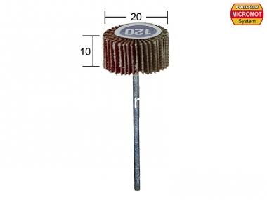 Meule à lamelles en corindon ø 20,0 mm - PROXXON 28984