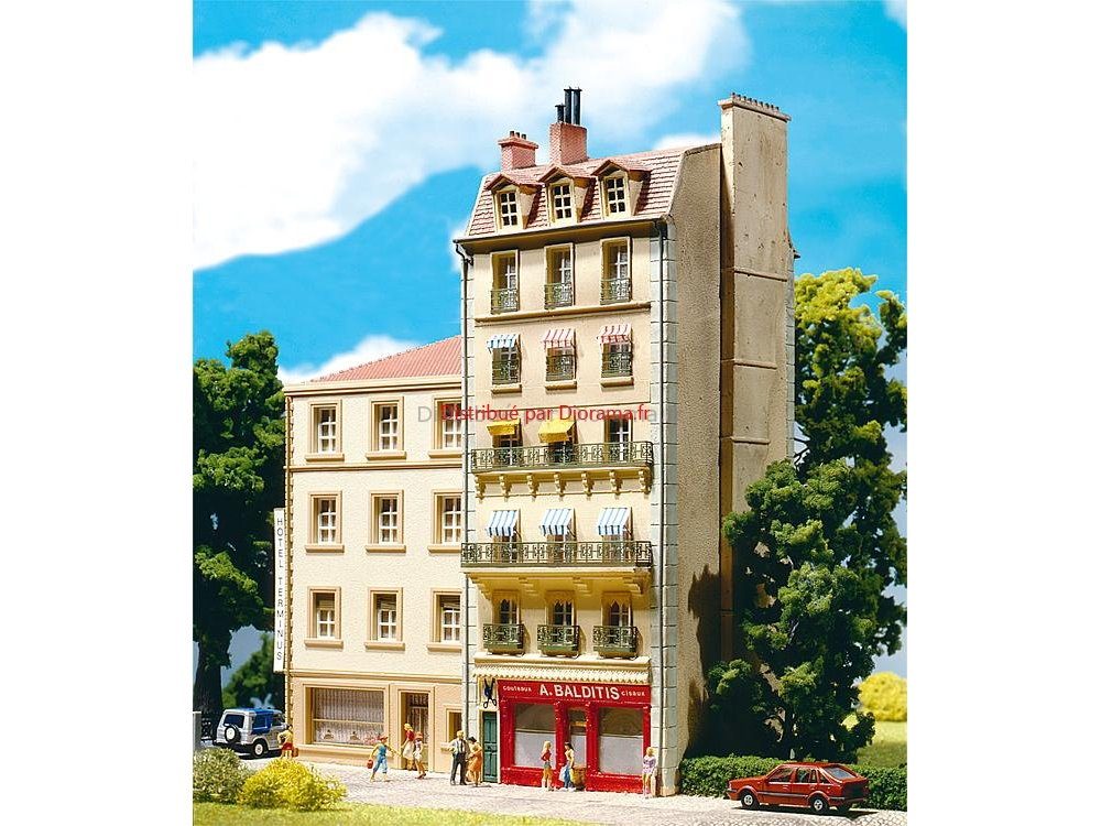 Faller 191121 - Immeuble Français