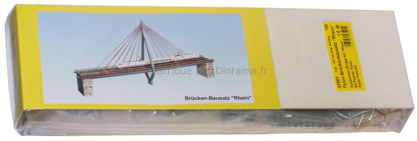 Pont du Rhin - 100 cm 1:87
