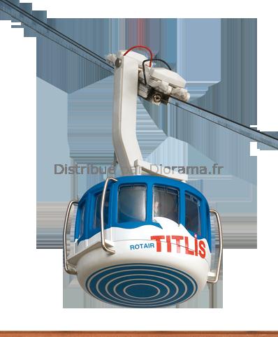 Télépherique miniature Titlis