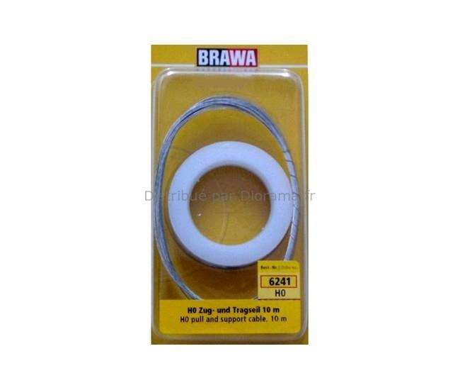 Cable de traction Brawa 6241