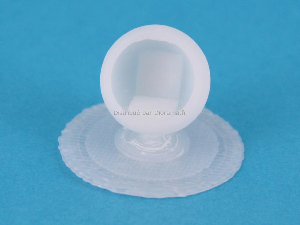 Fauteuil design miniature 'Egg'