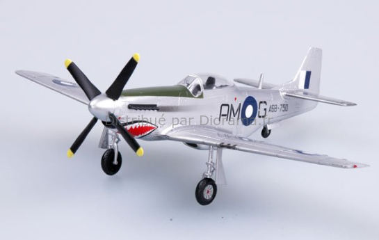 Miniature Easy Model 36302 : P-51D