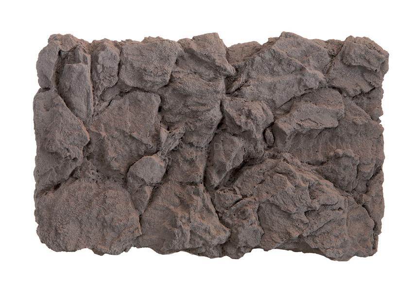 "Plaque  rocheuse  ""basalte""- Noch 58462"