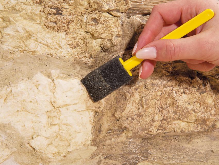 """Moules pour rochers - Paroi de rocher """"Alpspitze"""" - Noch 61231"""