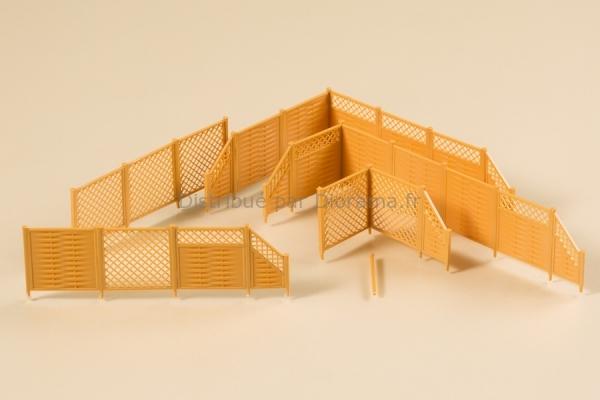 Cloture miniature - 1:87 HO - Auhagen 41648