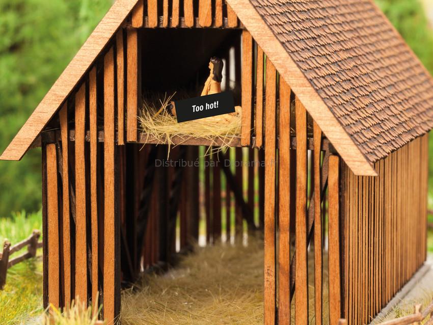 Figurines miniatures : Scène amour à la campagne - Noch 12899