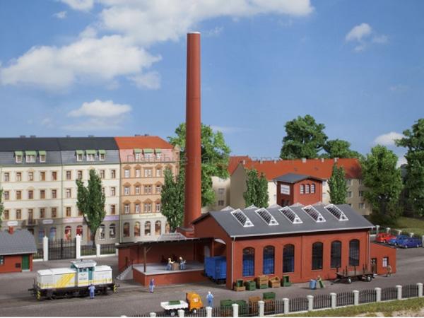 Maquette d'usine miniature 1:120 - Auhagen 13341