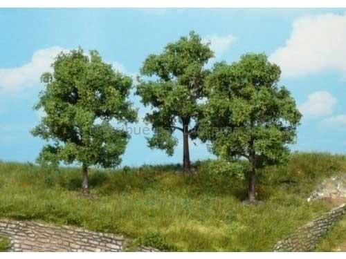 Heki 1716 - 4 arbres fruitiers 8 cm