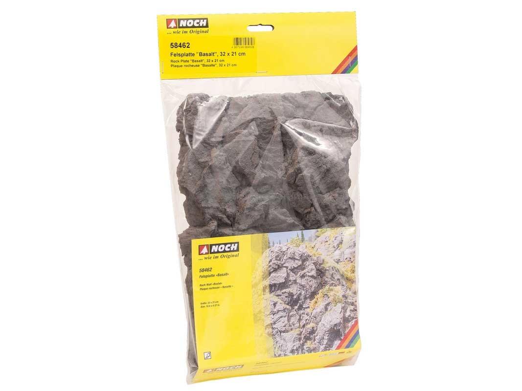 "Plaque rocheuse ""basalt""- Noch 58462"