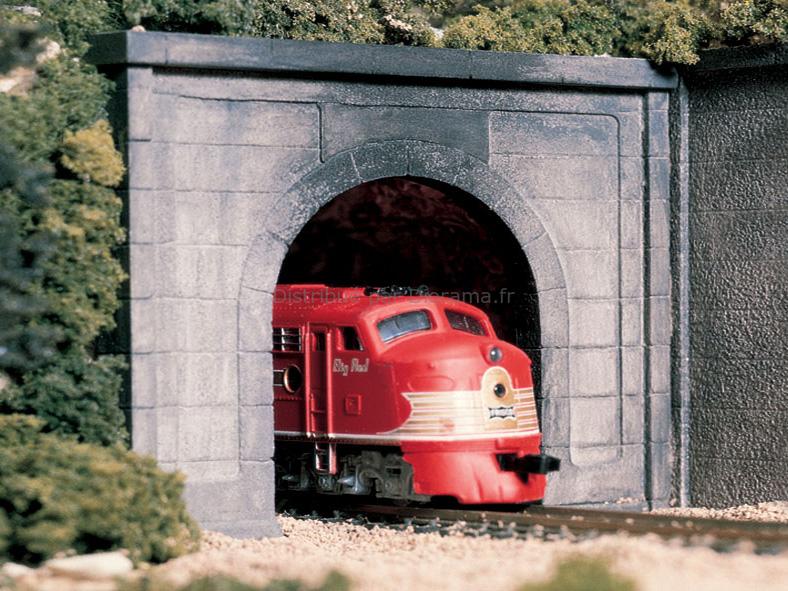 1 entrée de tunnel miniature - Woodland Scenics C1266