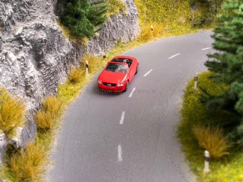 Peinture pour diorama : Encreur pour la peinture de route - Noch 60829