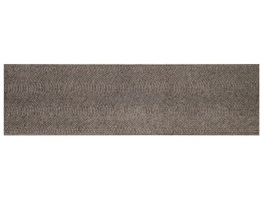 Décor miniature : Route structurée Opus Romain 7,5 cm x 50 cm - 1:87 H0 - Noch 60322
