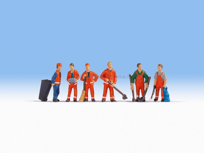 Nettoyage municipal miniature - 1:120, TT - Noch 45029