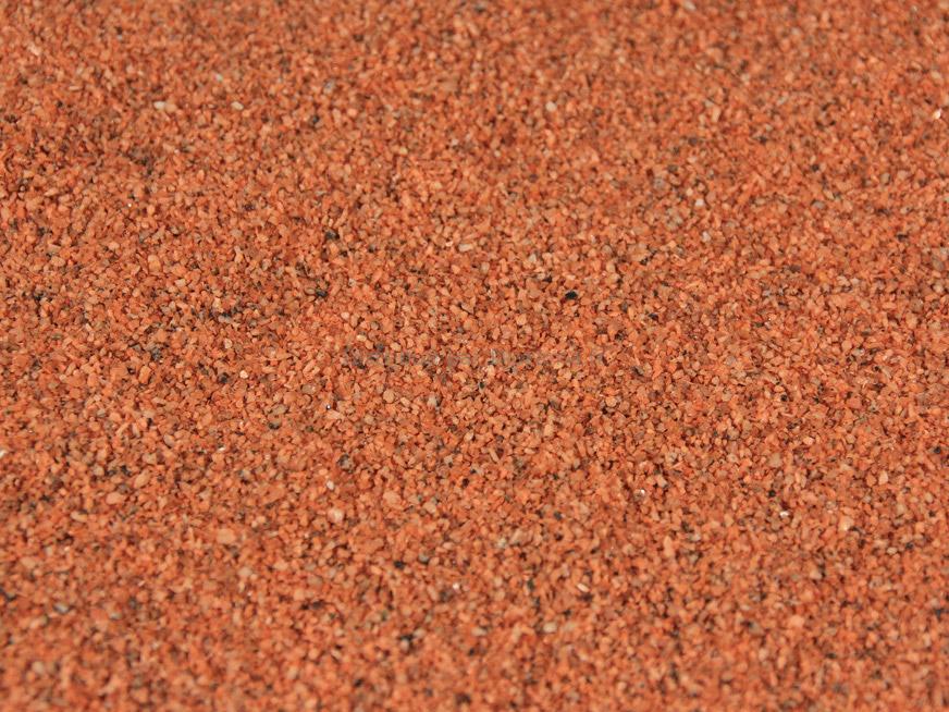 Ballast, Sable rouille fin 0,5-1 mm, 200 g - Heki 33111