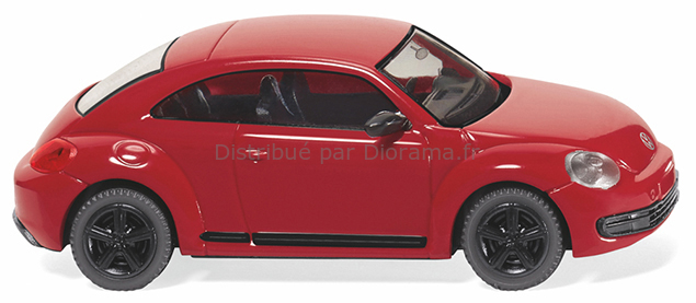 Voiture miniature : VW The Beetle - 1:87 - Wiking 002903