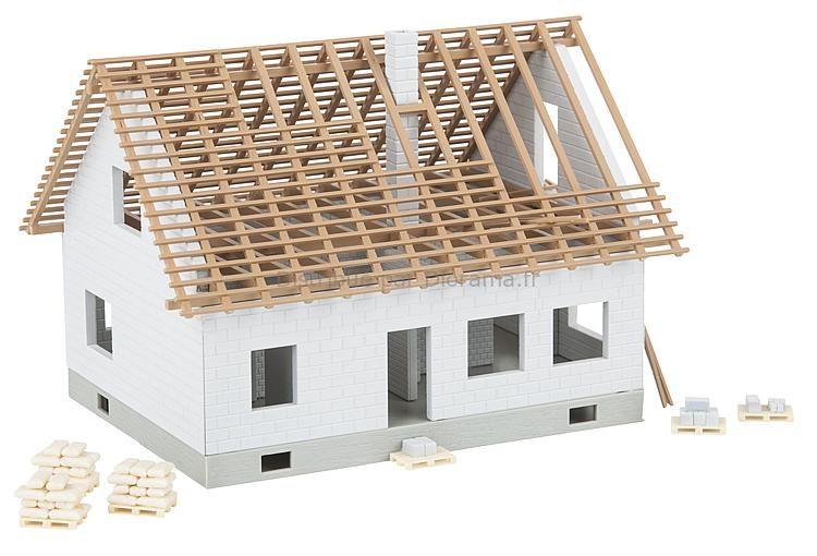 Coffret promotionnel ‐ Zone à constructions neuves - 1:87 H0 - Faller 190067