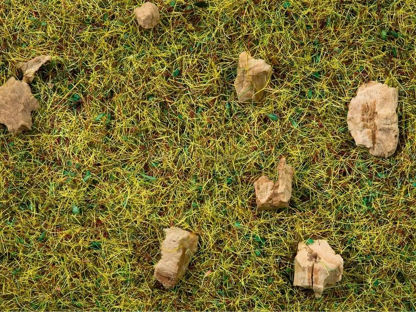 Décors miniatures : Coffret alpage en découpe laser - 1:87 H0 - Noch 65616