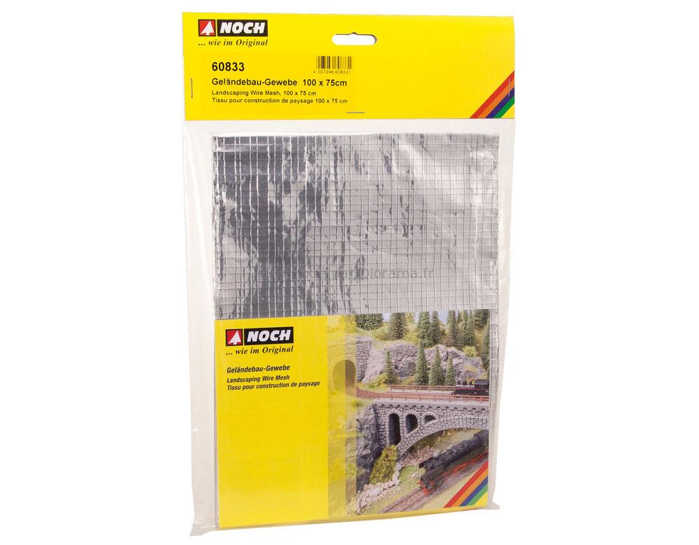 Feuille de structure 100x75cm - Noch 60833