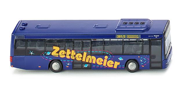 Bus miniature Man Lion' City A78 - Wiking 70702 - 1:87 - Wiking 70702